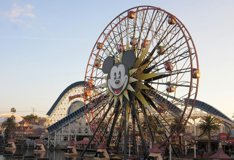 Mickey's Fun Wheel | Lunar New Year Festival at California Adventure