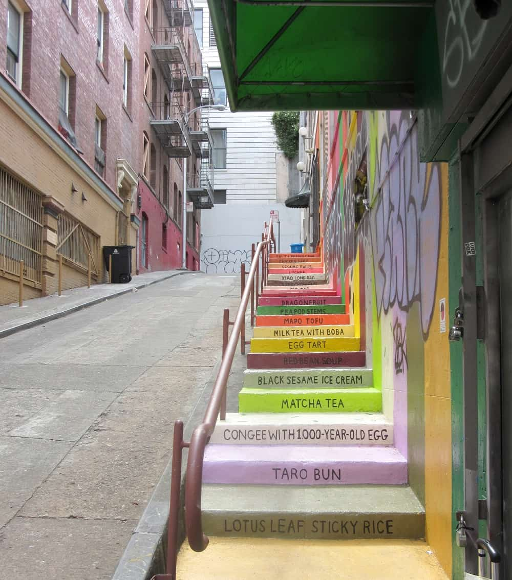 Art Places In San Francisco: Rooster And Rice (and 12 Other Restaurants I Went To In SF