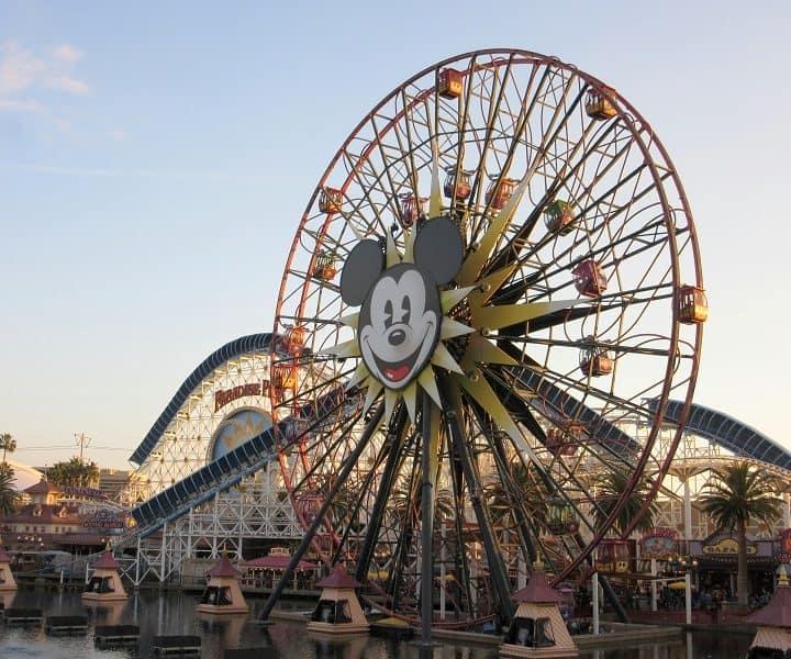 Mickey's Fun Wheel | Lunar New Year Festival at California Adventure