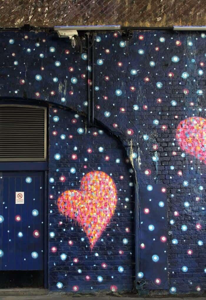 Street art in London 2018 #london #streetart