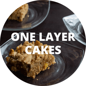 One Layer Cakes